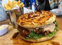 شيف وجبات جريل واداري مطاعم
