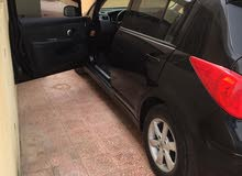 Nissan Tiida car for sale 2012 in Muscat city
