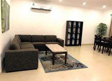 Apartment for rent in a beautiful furnished furnished and comprehensive water an