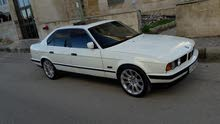 Beige BMW 525 1989 for sale