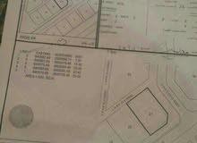 ارض سكنية كووورنر للبيع في مرتفعات الضباط