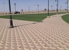 مصنع انترلوك بالمدينة المنورة 0564952539