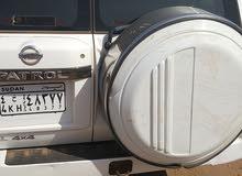 نيسان باترول 2012 بحالة جيدة للبيع