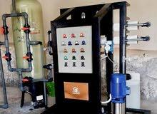 محطات تحلية المياه صناعة أوربية