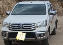 Gasoline Fuel/Power   Toyota Hilux 2016
