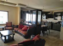 شقة طابقية مميزة للبيع في الكرسي طابق اول 270م تشطيب سوبر ديلوكس اطلالة رائعة
