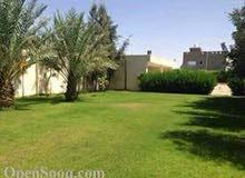 قطعة أرض في طريق المطار بالقرب من مسجد الصحابة مساحة الأرض 4000 متر ابعادها 100*40 للبيع