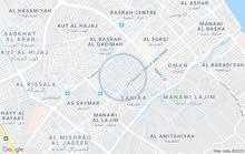 شقه للايجار في البصره شارع 14 تموز