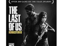 مطلوب the last of us