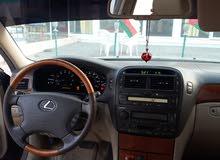 لكزس LS430 موديل 2004 ربع الترا نظيف جدا