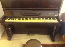 Piano danemann upright 3 pedals 1930