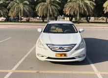 بيع سيارة من نوع هايونداي سوناتا طراز 2014
