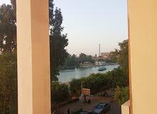 شقة مفروشة للايجار في الزمالك دوبلكس على النيل مباشر