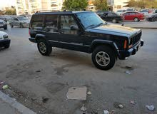 Jeep Cherokee Used in Benghazi