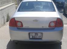 سيارة شيفروليه ماليبو موديل 2009 للبيع