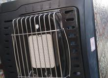 مدفئة يدوية تعمل بالغاز مفيدة للرحلات الخارجية