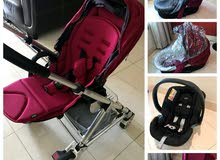 Mamas & Papas full Pushchairbset