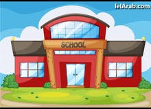 مدرسه خاصه للبيع فى الموالح الجنوبيه على شارع رئيسى وحيوىً مع ارض 2500 متر فى الم