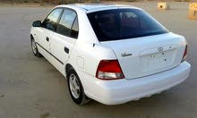 1999 Used Verna with Automatic transmission is available for sale