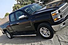 Chevrolet Silverado 2015 For sale - Black color