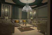 مهندس ديكور من التصميم إلى تسليم التنفيذ كل ما يتعلق بالديكور interior designer