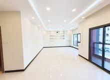 للبيع شقة جديدة فخمة من 3 غرف ماستر و 2 بلكونة !