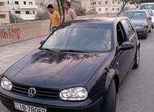 For sale 1999 Blue Golf