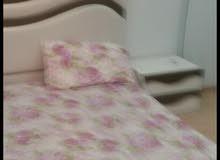 غرفة نوم ممتازة شاشة سامسونج ماكينة كبة ماكينة خياطة دفاية كهربائية