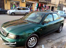 Audi A4 2000 For sale - Green color