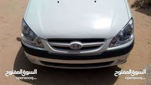 2007 Used Getz with Automatic transmission is available for sale