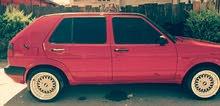 فولكسفاجن جولف 1988 للبيع