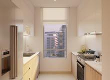شقق سكنية تجارية مع رخصة مجانية واقامة عائلية مجانية  OPPORTUNITY TO OWN A HOME-OFFICE FLAT
