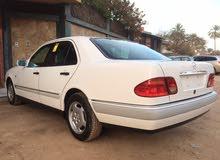 مرسيدس E230 محرك 111 ماشيه 41 كلم سياره ممتازه