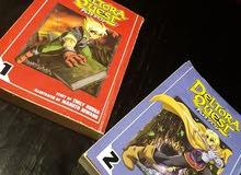 مانجا/كوميك Deltora Quest الجزئين 1+2