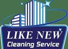 Like new cleaning services