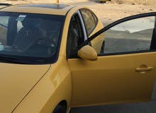 Automatic Yellow Hyundai 2010 for sale