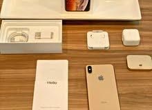 Apple iPhone XS Max - 256GB - Gold (Unlocked)