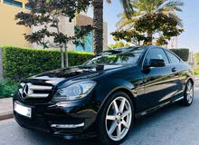 Mercedes-Benz C250 Coupe AMG Sport Edition BlueEFFICIENCY - 2012