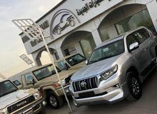 2019 New Prado with Automatic transmission is available for sale