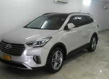 Hyundai Santa Fe Grand 2017 oman