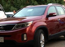 Kia Sorento 2014 For sale - Red color