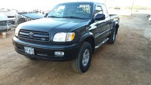 For sale 2002 Black Tundra