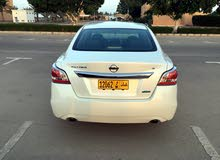 Very clean Altima 2014 - Low Mileage