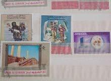مجموعه طوابع نادره للبيع باعلى سعر