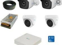 كامرات مراقبة تركيب وصيانة HiLook ال Hik vision الغردقة