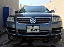 For sale Volkswagen Touareg car in Amman
