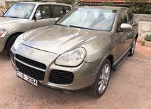 For sale Porsche Cayenne Turbo car in Amman