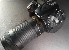 كاميرا نيكون Nikon d7100