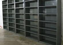 تجهيز باترينات وعمل رفوف للمحلات التجارية وعمل ديكور