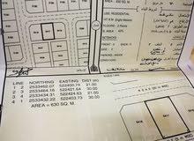 ارض للبيع مخطط جبرين 6